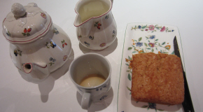 Tea and Cake at Scrabble
